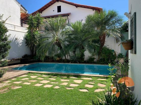 Casa Com 4 Quartos Para Alugar - Parque Da Areia Preta - Guarapari/es - Ca0508