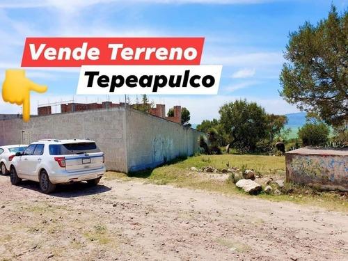 Terreno En Venta En El Pedregal, Apan Hidalgo