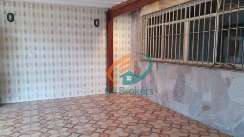 Casa Com 3 Dormitórios À Venda, 125 M² Por R$ 445.000,00 - Vila Moreira - Guarulhos/sp - Ca0267