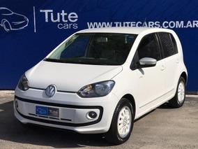 Volkswagen Up! 1.0 White Up 75cv 2014 Nuevo Blanco Cuotas