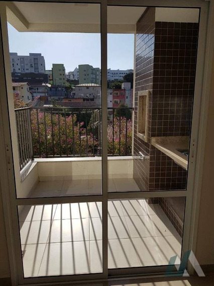 Apartamento Com 3 Dormitórios À Venda, 75 M² Por R$ 330.000 - Jardim Europa - Sorocaba/sp - Ap2210