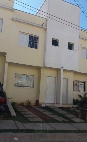 Imagem 1 de 15 de Casa Para Venda Res. Horto Flamboyant Sorocaba - Cc-0913-1