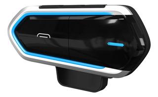 Intercomunicador De Motocicleta Casco Auricular Bluetooth
