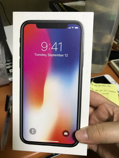 Celular iPhone X 64gb Colores Libre 4g 12 Mpx 1 Año Garanti