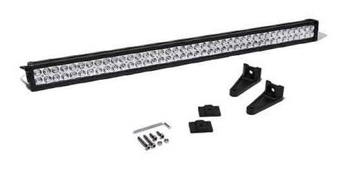 Barra Led Recta 240w 80 Led 21600lm Off Road Auto 4x4 Led