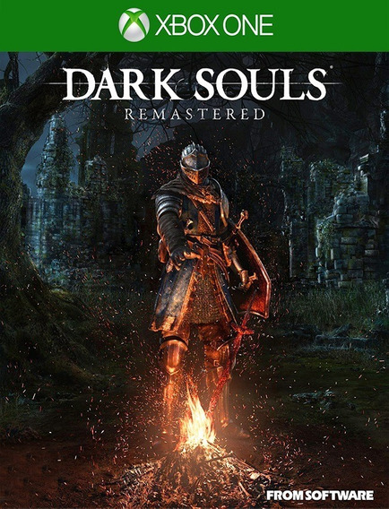 Dark Souls Remastered Xbox One - 25 Dígitos (envio Flash)