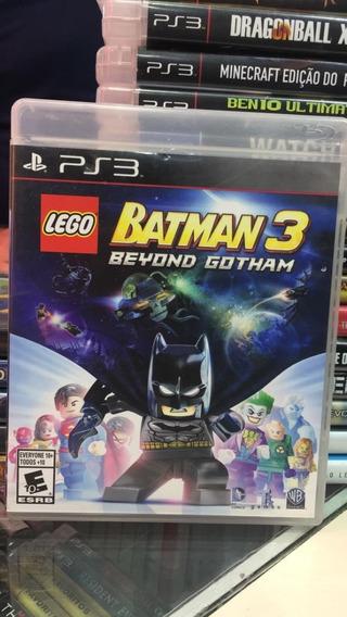 Lego Batman 3 - Ps3 - Mídia Física