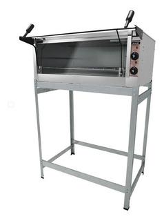 Forno Industrial Elétrico Metalmaq 70x60 Pizza Guilhotina