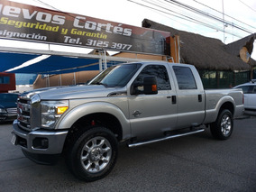 Ford F-250 6.7l Super Duty,un Dueño,diesel 4x4 2015,credit