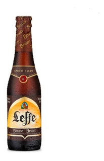 Leffe Radieuse Cerveza Negra Porrón 330cc Berazategui