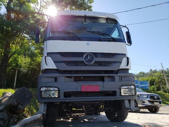 Mercedes-bens Axor 3344 6x4 Ano 2014/2014 Cavalo Mecânico