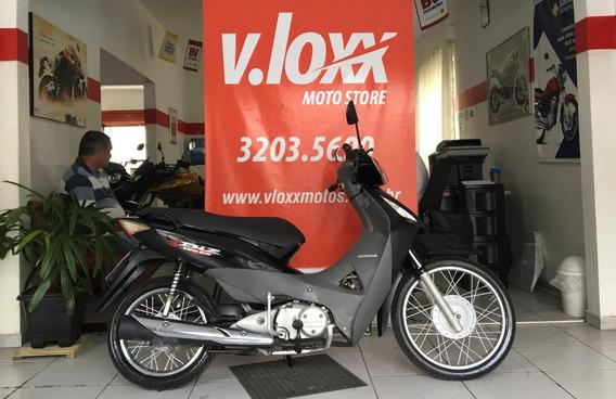 Honda Biz 125 Es Preta 2007
