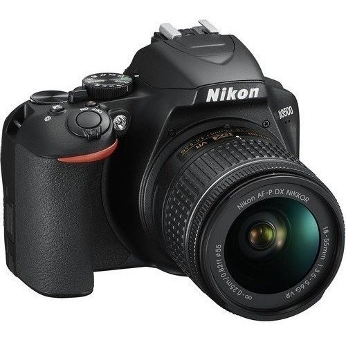 Câmera Nikon D3500 24.2 Mp+ Lente Af-p 18-55mm Dx Vr