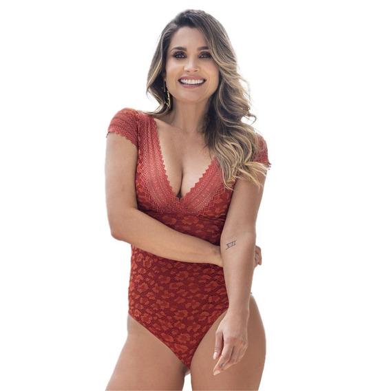 Body Feminino Lingerie Chique Sexy Frete Grátis