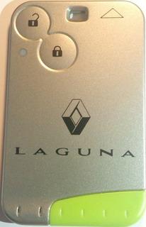 Tarjeta Renault Laguna 2 Botón Programar