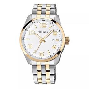 Relógio Technos Masculino Golf 2315gd/5b Original Nf-e
