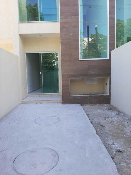 Ca0307 Casa Duplex Na Estrada Do Monteiro Cg/rj