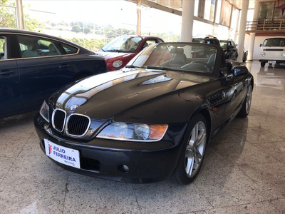 Bmw Z3 1.9 Roadster Manual Preta 1996