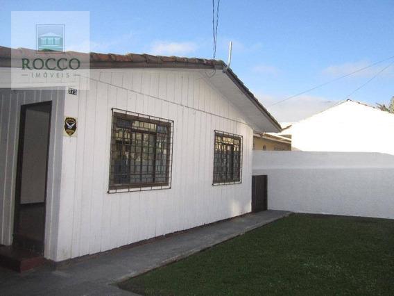 Casa Residencial Para Locação No Bairro São Pedro!!! - Ca0036