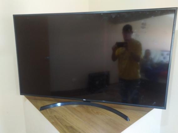 Tv LG 60um7270psa - Com Display Quebrado 3 Meses De Uso