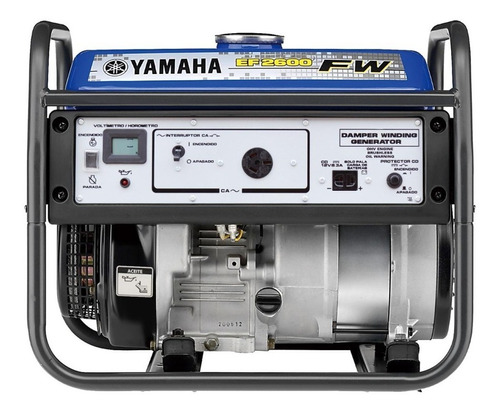 Grupo Electrogeno Generador Yamaha Ef2600 2.6kva Patronelli