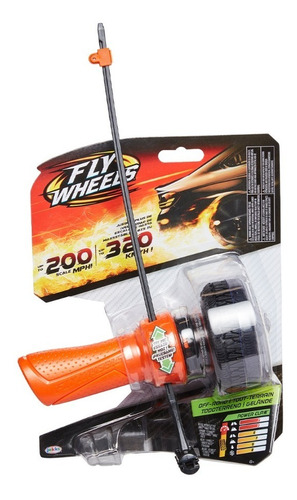 Fly Wheels Lanzador Basico Naranjo