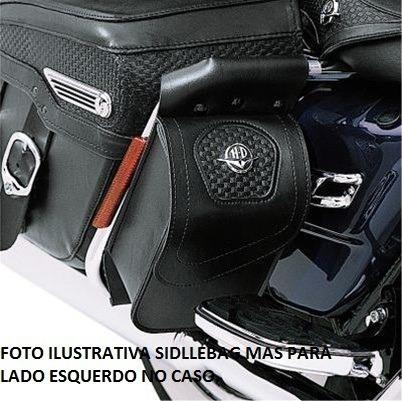 Par Bolsa Saddle Bag Garrafa Objetos Harley-davidson - E/d