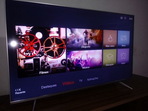 Tv Smart Full Hd 4k Led 50 Tcl