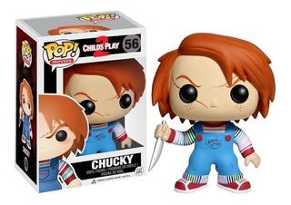 Funko Pop Chucky Películas De Terror Childs Play Bootleg
