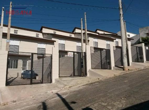 Locação Sobrado Novo Morro Grande 70 M²!!! - So0725