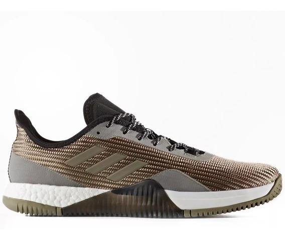 Tenis adidas Crazytrain Elite Boost Gym Crossfit Pesas Metco