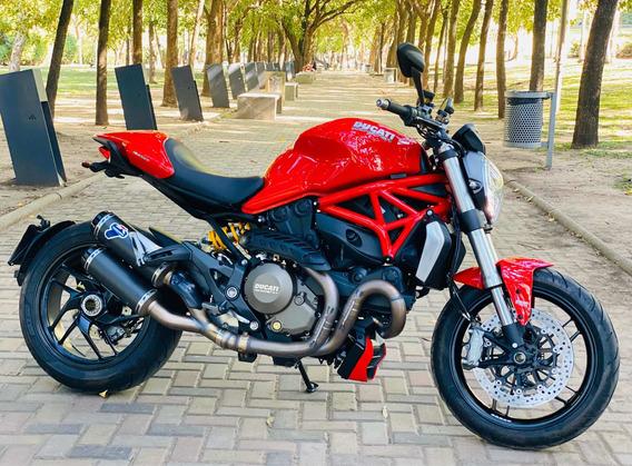 2017 Ducati Monster 1200 C/ Termignoni