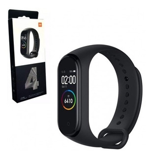 Pulseira Inteligente Xiaomi Mi Band 4 Original Bluetooth 5.0 Com Nf