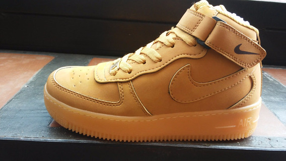Zapatos Nike Air Force One De Niño.
