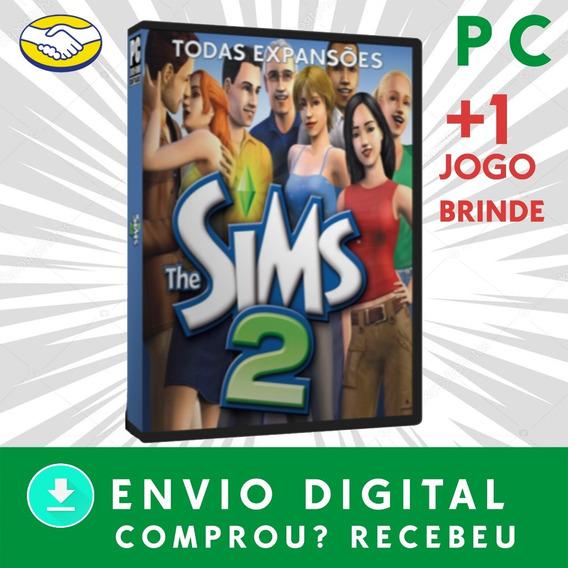 The Sims 2 Pc Offline Completo Digital Atualizado 2019
