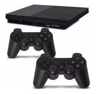 Grande Promocao Play 2 +hd C/200 Jogos 2 Controle