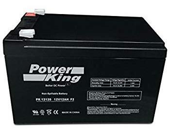 Bateria Pila 12v 7a Ups Cerco Electrico Alarmas Lamparas