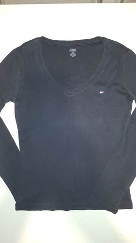 Remera Mujer Tommy Hilfiger Talle S