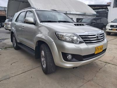 Toyota Fortuner Mt Blindada