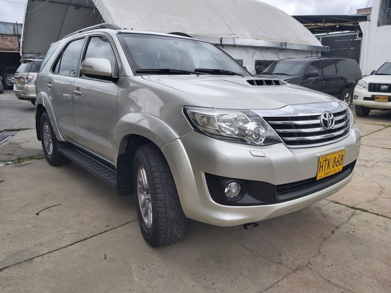 Toyota Fortuner Mt Blindada