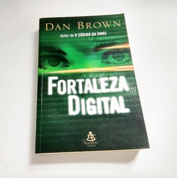 Livro Fortaleza Digital Dan Brown Em Perfeito Estado