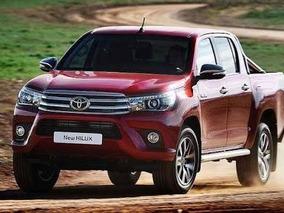 Toyota Hilux 2.8 Srx 2017-2018 Okm Por R$ 175.999,99