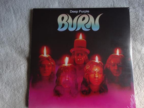 Lp Duplo Deep Purple Burn 30th Anniversary Lacrado Whitesnak