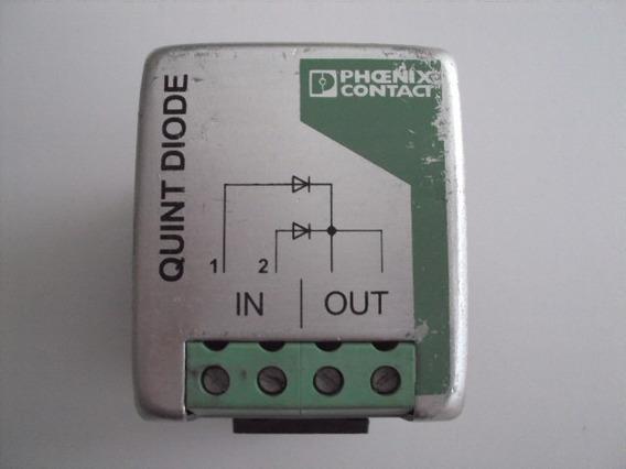 Diodo Quint Phoenix Contact