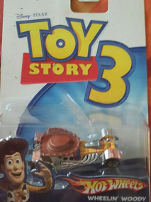 Carrito Hot Wheels Coleccion Toy Story Woody