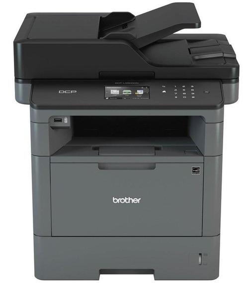 Multifuncional Brother Laser Mono Dcpl5602dn
