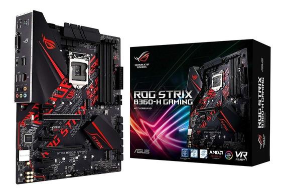 Kit Gamer 8ªgeração I5 8400 B360 Strix 8gb Ddr4 Lançamento