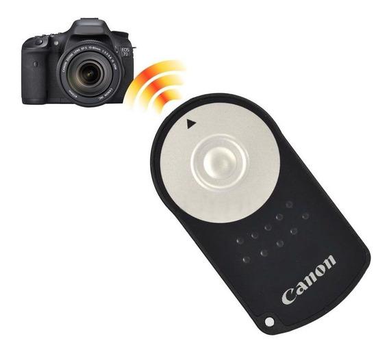 Disparador Remoto P/ Câmera Fotográfica Canon Ver Modelos
