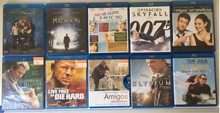 Peliculas Blu-ray Y Dvd Seminuevas Originales