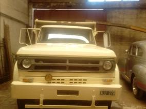 Dodge 600 Año 1976 Camion Volcador